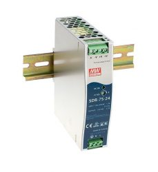 Mean Well SDR-75-12 75W/12V/0-6,3A