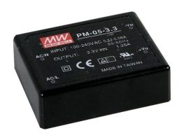 Napajanje Mean Well PM-05-15 5W/15V/0-0,33A